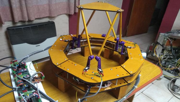 Presentación de Proyecto Final de Ingeniería en Mecatrónica