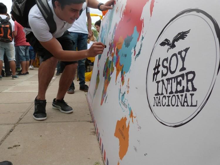 Reunión Informativa en la Facultad sobre Intercambios Internacionales