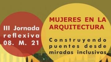 Invitan a Jornada sobre Mujeres en la Arquitectura