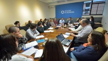 imagen que ilustra noticia El Consejo Directivo inició las sesiones del año 2017