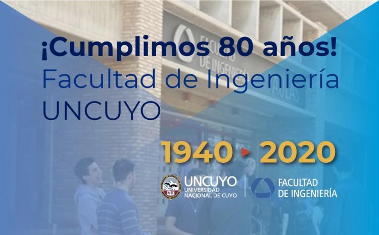 ¡Cumplimos 80 años!