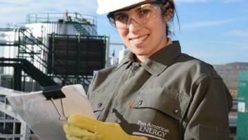 Encuentro con la empresa Pan American Energy