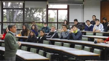 La Facultad de Ingeniería abrió sus puertas