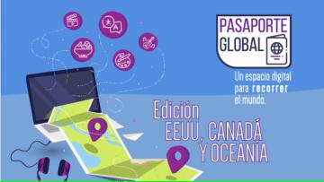 Pasaporte Global: invitan a crear contenidos para una nueva edición