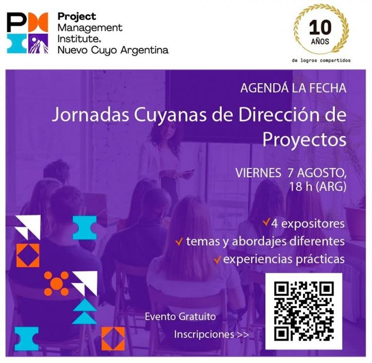 Jornadas Cuyanas de Dirección de Proyectos