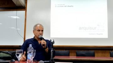 """Carlos Regolini: """"En Arquitectura hay que volver a las raíces"""""""