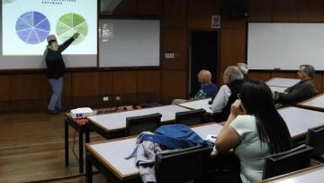 imagen que ilustra noticia Profesor colombiano presentó la carrera de Ingeniería Industrial de la Universidad Militar Nueva Granada de Bogotá