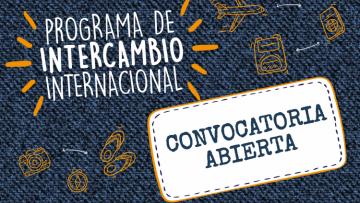 Convocatoria abierta al Programa de Intercambio Estudiantil de la UNCuyo