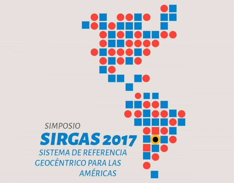 Se desarrollará el Simposio SIRGAS 2017 en Mendoza