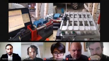 Estudiantes presentaron de forma virtual su Proyecto Final de Mecatrónica