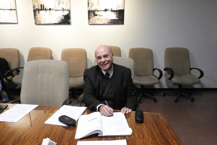 Alfredo Puglesi obtuvo el título de Profesor Consulto de la UNCuyo