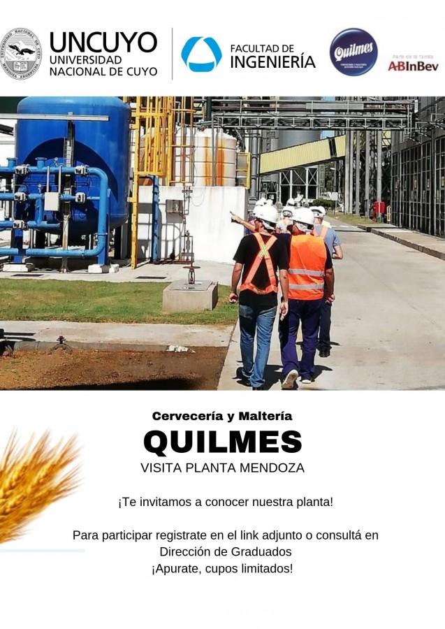 Visita a la Planta de Quilmes