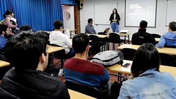 Quilmes presentó su programa de pasantías y brindó taller de empleabilidad