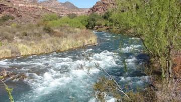 Conferencia sobre Gobernanza del agua en Mendoza. Ríos Atuel y Grande