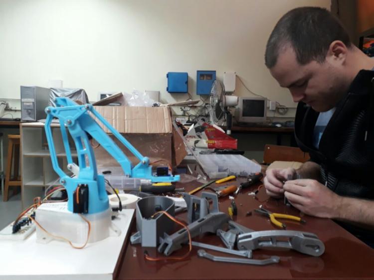Edición U profundiza sobre el desarrollo de la robótica en Mendoza