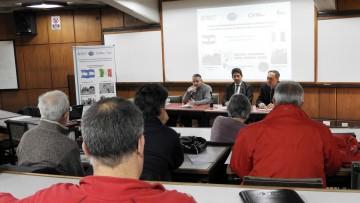 Científicos italianos y argentinos tratan el peligro sísmico en Mendoza