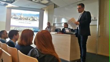 Defensa de Tesis de Maestría en Ingeniería Ambiental