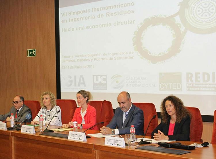Invitan a presentar trabajos para el VIII Simposio Iberoamericano en Ingeniería de Residuos