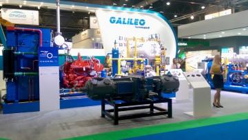 XI Exposición Internacional del Petróleo y del Gas en La Rural