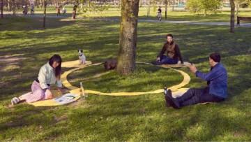 Workshop sobre diseño del espacio público en tiempos de pandemia