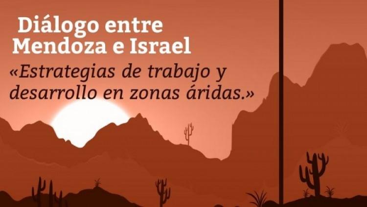 Israel y Argentina dialogarán sobre zonas áridas
