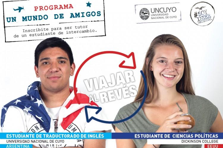 Abierta la convocatoria a programa de tutores para estudiantes extranjeros