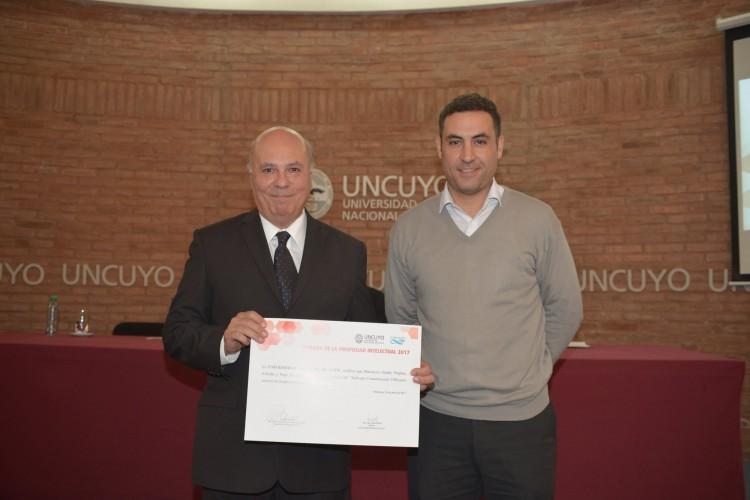Proyecto de investigación de la Facultad recibió la distinción Gustavo Andrés Kent