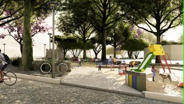 """Se realizó el cierre del proyecto """"El espacio público es de todos y para todos"""""""