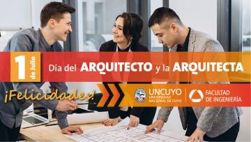 Día del Arquitecto y la Arquitecta