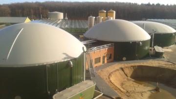 Curso avanzado de biogás