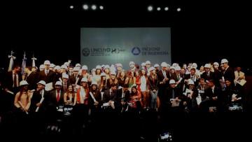 Egresados de Ingeniería y Arquitectura de la Facultad recibieron sus diplomas