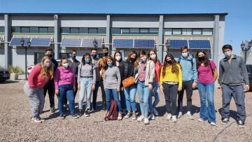 Estudiantes visitaron diversos emprendimientos en el Este de Mendoza