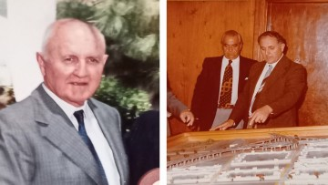 En conmemoración al Ingeniero Atilio Conti