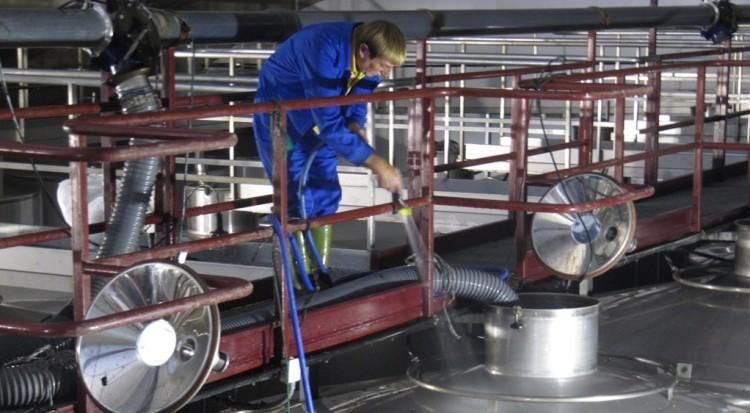 Webinar sobre mantenimiento de bodega a cargo del Grupo Peñaflor