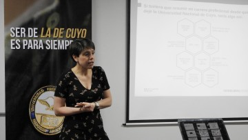 """Natalia Serre:  """"El potencial de análisis de datos es enorme"""""""