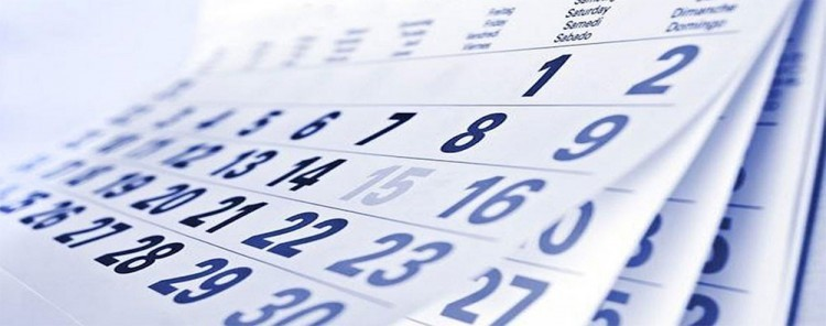 Calendario Académico y de exámenes 2021 (actualizado)