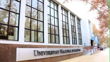 Oferta de cursos de posgrado de la Universidad Nacional de San Juan